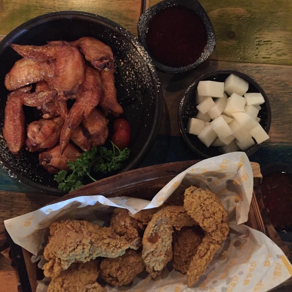 Authentic Korean Chicken