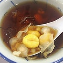 Hot Cheng Teng for me!!
