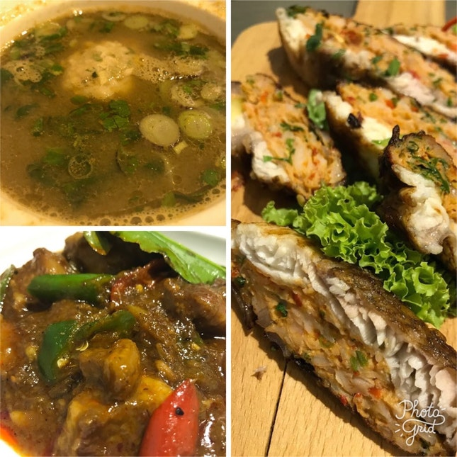 Ikan Sumbat For $30+ (snapper +otah)