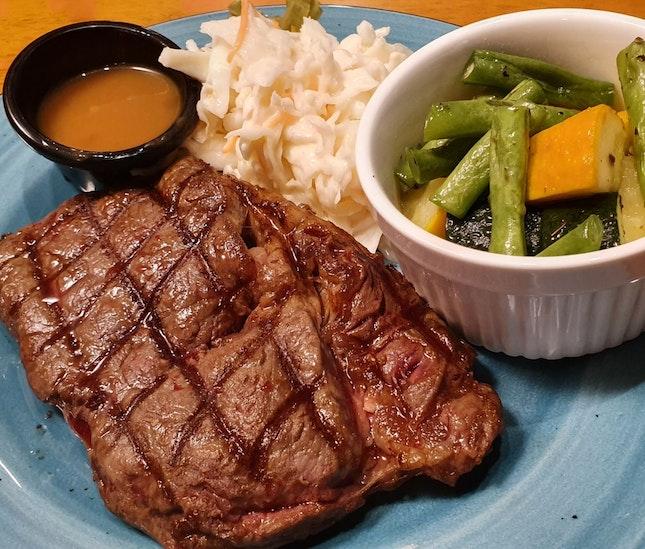 Ribeye Steak@ Tiong Bahru Plaza