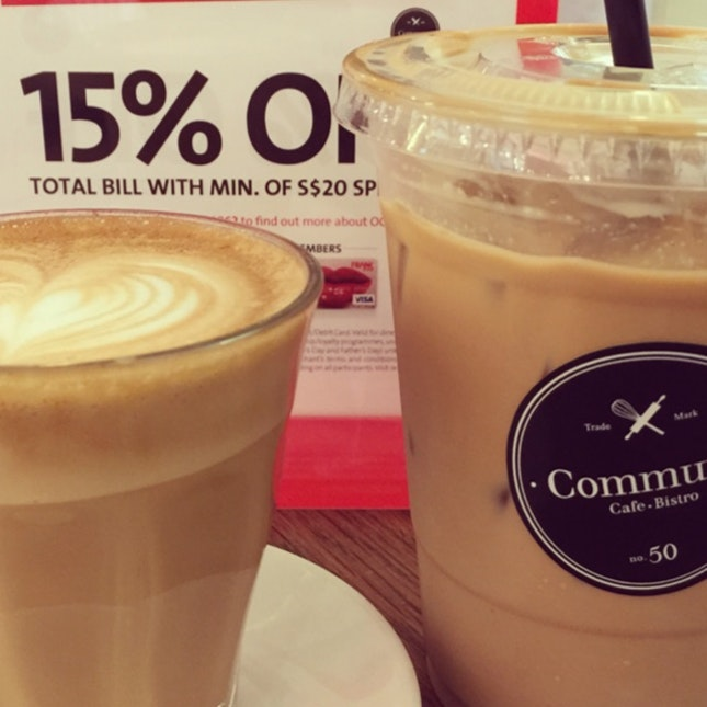 The Best Latte In Town!