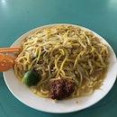 Huat Heng Fried Prawn Mee • Prawn Mee Soup (Shunfu Mart)