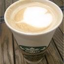 Double Shot Latte @ Starbucks Thomson Plaza