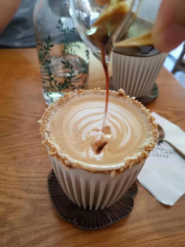 Coconut Latte