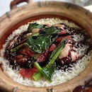 Claypot Rice. #burpple