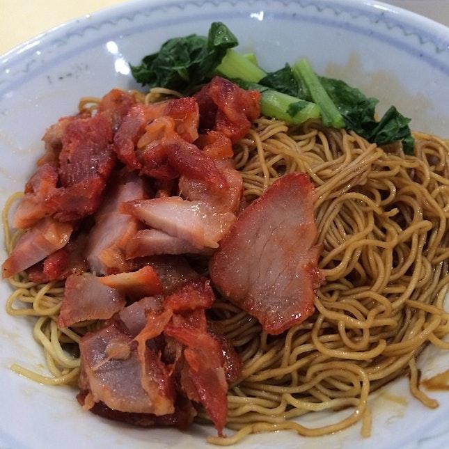 Fav wanton noodle.