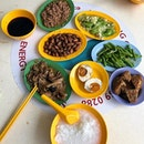 Lost and found Teochew Porridge.