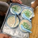 Must eat chendol in Penang.