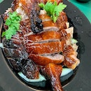 Today try the Roast Duck and we like it.