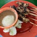 Leng Kee Pork Satay.