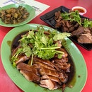 Duck Kway Chap for 2 pax.