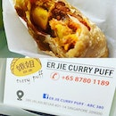 Awesome curry puff.