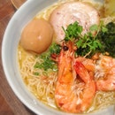 Dreamt of the super shiok ramen last night...