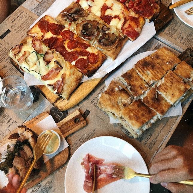 great italian food! (~$30/pax)