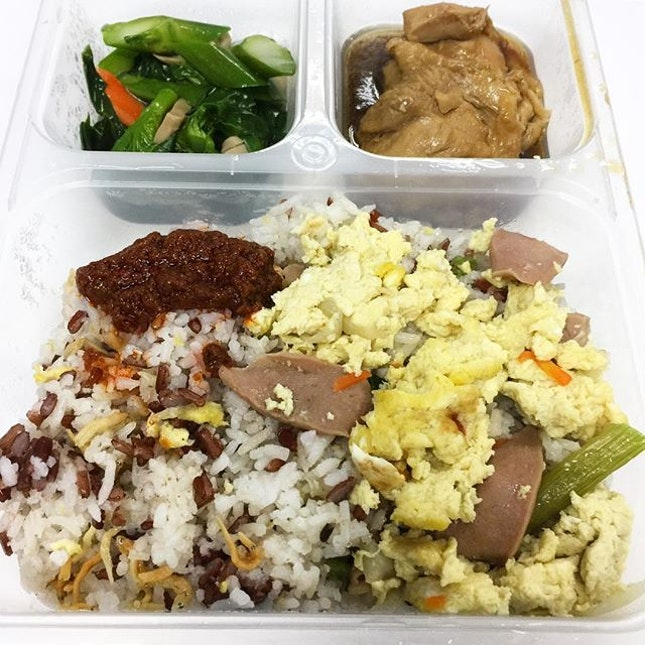 Free lunch for attending class _ #sqtop_sg #burrple  #burpplesg