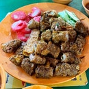 Mixed Fried Meat Fritters  _ In Penang, this is call Lor Bak or braised meat.
