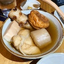 Japanese Oden.