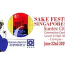 Sake Festival Singapore 2019 staged by Orihara Shoten @oriharasg  _ Having just celebrated 10 years of establishment in April 2019, ORIHARA SHOTEN goes on to stage the seventh edition of Sake Festival Singapore (SFS) on 22 June 2019.