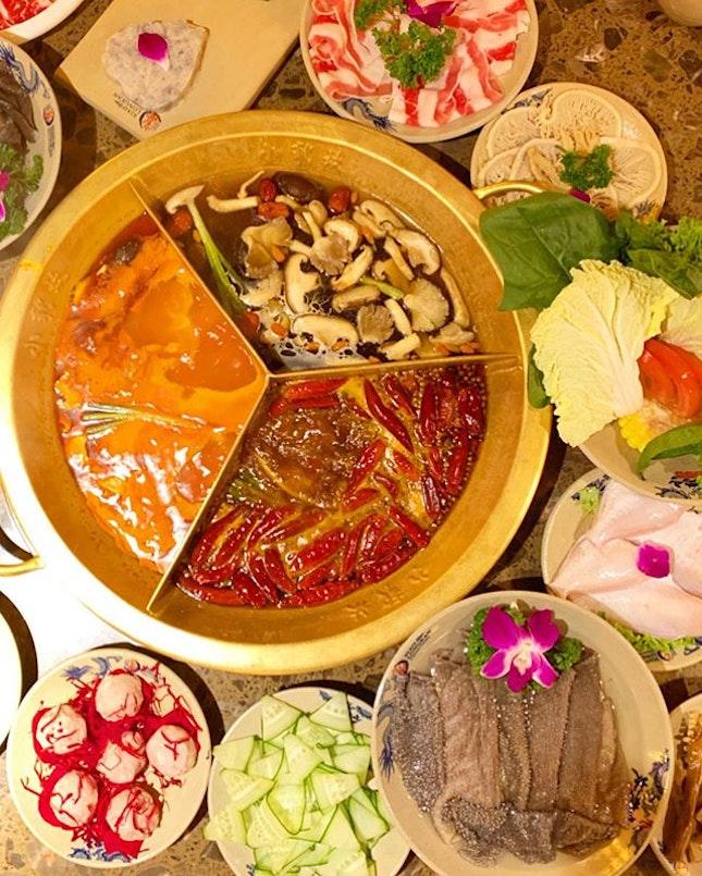 New hotpot from Chengdu, Xiao Long Kan Hotpot @xiaolongkan_hotpot opens in Bedok  _ Barely a month since opening, the business looks brisk.