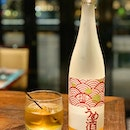 Shio Umeshu  _ Salty, fruity.