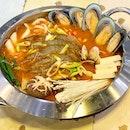 Patbingsoo Korean Dining House @patbingsoosin new CNY 2020 Jjigae Huat Campaign.