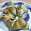 DRAGON BOAT FESTIVAL Kueh Ho Jiak @kueh_ho_jiak is celebrating Dragon Boat Festival w Self-Cooked Mung Bean Dumplings  _ @kueh_ho_jiak's Self-Cooked Mung Bean filling made from scratch, wrapped w our Popular Lopez Recipe & Bamboo leaves.