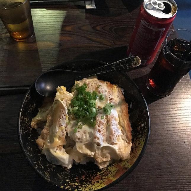 Pork And Chicken Donburi