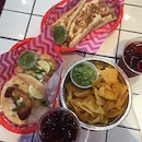 Mexican Fare At Muchachos