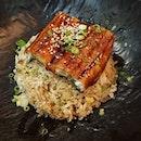 It's worth it with Beyond 1 for 1 | Food was good too | Unagi Garlic Rice | Truffle Steam Chawanmushi | Fried Crispy Pork | Ramen |  #food #foodie #sgfood #instafood #foodporn #unclekiisu #iwillcomebackagain #burpple #burpplebeyond #itsjustfood