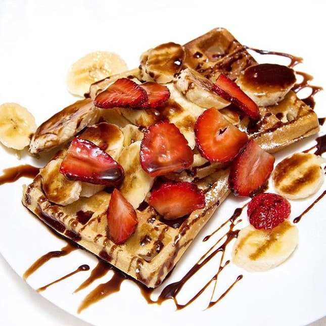 [NEW] [Dhoby Ghaut] [Opened: Sep 2015] Candy and Crepe, Sweet and Savory, sounds like something that will give me sweet dreams at night, not.