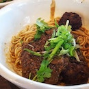 Sirloin beef noodles ($10.90) Never knew there was such an atas kopitiam around the cbd.