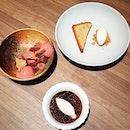 The desserts / The finale.