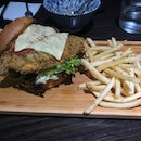 Panko Herbed Fish Burger