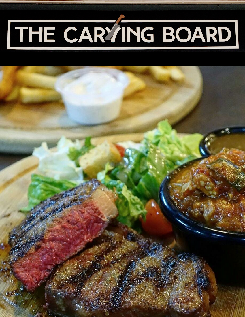 The Carving Board