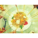 Yee Sang & Shou Kung luncheon with a bunch of Siao eh...
