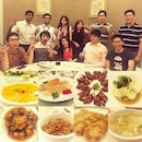 #Throwback Friday Luncheon 🍴 Wishing all of us crazily happy, healthily active & amazingly cheeky monkey year ahead!