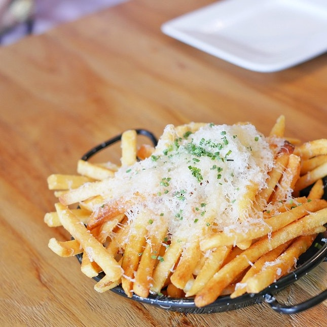 Truffle Fries O' Truffle Fries~