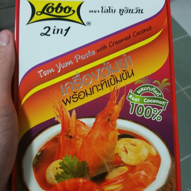 best tom yum soup