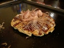 we made our own okonomiyaki!