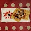 Belguim Waffles