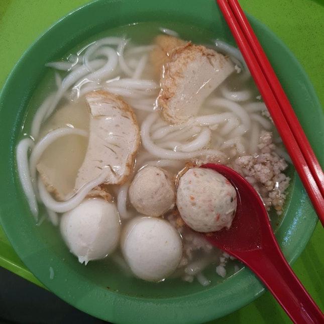 Mee Tai Mak ($3)