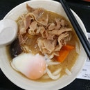 Tonjiru Onsen Udon