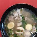 Monan Pork Soup ($3.80)