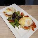 Egg Benedict Salmon