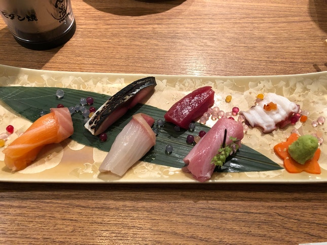 For an affordable omakase experience