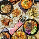 🍗🍗🍗 Korean Food Feast 🍗🍗🍗 Jinjja Chicken recently opened their 4th branch at Changi Airport T2.