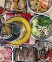 Current dinner situation - SALTED EGG MOOKATA.