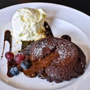 Still get excited at the prospect of having molten lava flowing out from my lava cake.