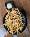 Truffle fries withdrawals just because.