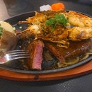 Lobster Combo with NZ Sirloin